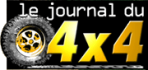 logo LE JOURNAL DU 4X4