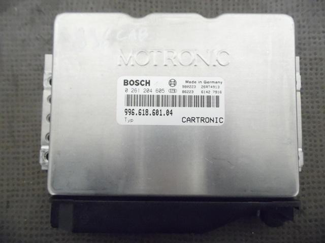 MOTRONIC 99661860104 PORSCHE BOXSTER 986